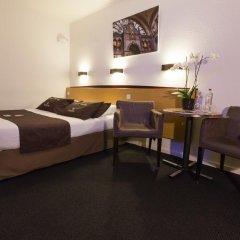 Отель Tulip Inn Antwerpen 3* Стандартный номер фото 3
