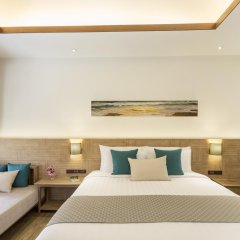 Отель Phi Phi Island Village Beach Resort 4* Бунгало с различными типами кроватей фото 2
