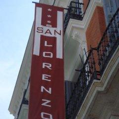 Hotel San Lorenzo 3* Стандартный номер с различными типами кроватей фото 23