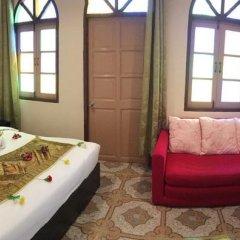 Отель Goldsea Beach 3* Номер Делюкс с двуспальной кроватью фото 10