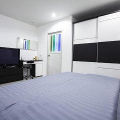 Отель Number 4 Номер Делюкс с различными типами кроватей фото 10