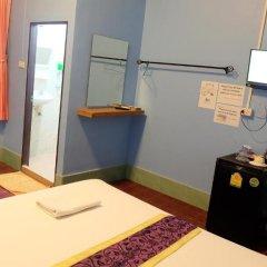 Отель Marina Hut Guest House - Klong Nin Beach 2* Стандартный номер с различными типами кроватей фото 44