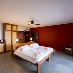 Отель The Barefoot Eco 4* Улучшенный номер с различными типами кроватей фото 5
