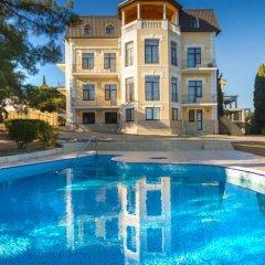 Гостевой Дом Вилла Каприз бассейн фото 3