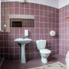 Отель Wroclawski Kompleks Szkoleniowy Вроцлав ванная фото 2