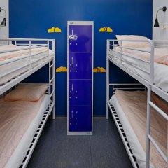 Отель CheapSleep Helsinki Кровать в общем номере с двухъярусной кроватью фото 12