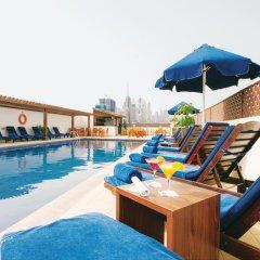 Citymax Hotel Bur Dubai бассейн