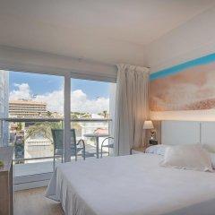 Отель THB Gran Playa - Только для взрослых 4* Стандартный номер с различными типами кроватей фото 3