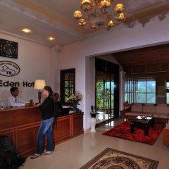Sapa Eden Hotel 2* Улучшенный номер с различными типами кроватей фото 2