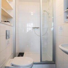 Отель Albert Cuyp II Studio Нидерланды, Амстердам - отзывы, цены и фото номеров - забронировать отель Albert Cuyp II Studio онлайн ванная