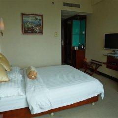 Отель Jiangyue Hotel - Guangzhou Китай, Гуанчжоу - отзывы, цены и фото номеров - забронировать отель Jiangyue Hotel - Guangzhou онлайн комната для гостей фото 5