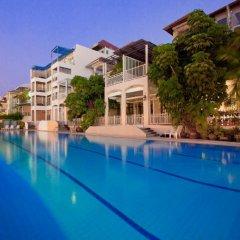 Апартаменты Argyle Apartments Pattaya Улучшенные апартаменты
