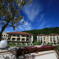 Отель Park Hotel Pirin Болгария, Сандански - отзывы, цены и фото номеров - забронировать отель Park Hotel Pirin онлайн приотельная территория