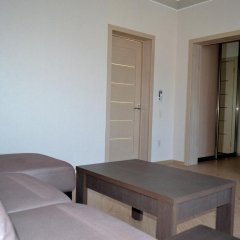 Hotel Gold&Glass Улучшенный семейный номер с разными типами кроватей фото 4