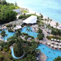 Отель Hyatt Regency Guam Гуам, Тамунинг - отзывы, цены и фото номеров - забронировать отель Hyatt Regency Guam онлайн бассейн фото 2