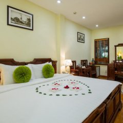 Hanoi Chic Hotel комната для гостей фото 3