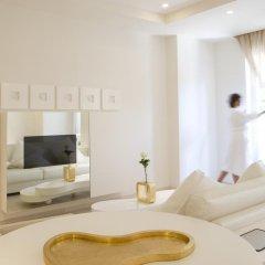 Отель Boscolo Exedra Nice, Autograph Collection 5* Люкс с различными типами кроватей