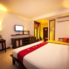 Отель Railay Princess Resort & Spa 3* Улучшенный номер с различными типами кроватей фото 3