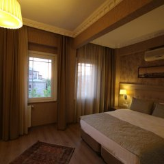 Siesta Hotel 4* Номер Делюкс фото 10