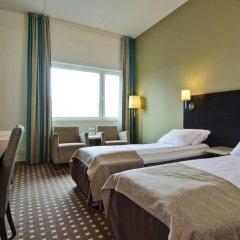 Thon Hotel Ski 3* Стандартный номер с различными типами кроватей фото 3