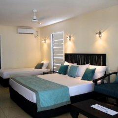 Отель Treasure Island Resort 3* Стандартный номер с различными типами кроватей фото 3
