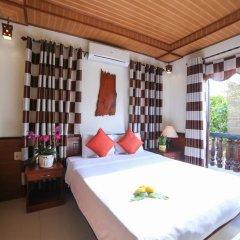 Отель Quang Xuong Homestay комната для гостей фото 2