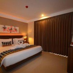 Отель Grand Barong Resort 3* Номер Делюкс с различными типами кроватей фото 9