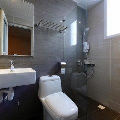 Отель Ibis Budget Singapore Crystal 2* Улучшенный номер с различными типами кроватей фото 5