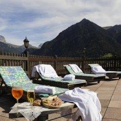 Alpine Touring Hotel Долина Валь-ди-Фасса бассейн