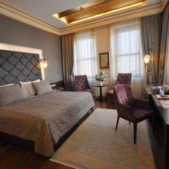 Levni Hotel & Spa 5* Люкс с двуспальной кроватью фото 4