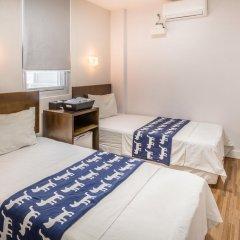 Отель Ekonomy Guesthouse Haeundae 3* Стандартный номер с 2 отдельными кроватями фото 6