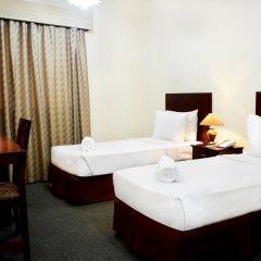 Galaxy Plaza Hotel Стандартный номер с двуспальной кроватью