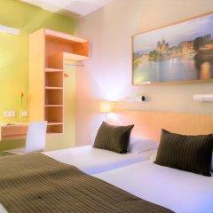 Hotel Glasgow Monceau Paris by Patrick Hayat 3* Стандартный номер разные типы кроватей фото 2