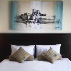 Yasmin Bodrum Resort 5* Стандартный семейный номер с двуспальной кроватью фото 7