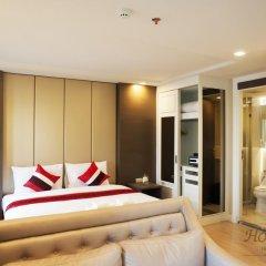 Hope Land Hotel Sukhumvit 8 3* Номер Делюкс с различными типами кроватей фото 2