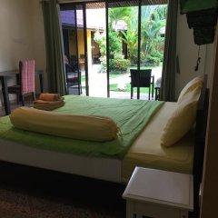 Отель Kamala Tropical Garden 3* Студия с двуспальной кроватью фото 22