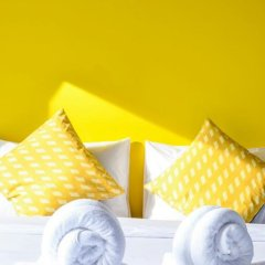Отель Two Color Patong Номер Делюкс с двуспальной кроватью фото 19