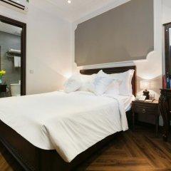 Noble Boutique Hotel Hanoi 3* Стандартный номер с различными типами кроватей фото 2