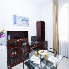Hotel Residence Villa Tassoni 3* Люкс с различными типами кроватей фото 9