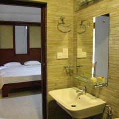 Отель Sagala Bungalow Шри-Ланка, Калутара - отзывы, цены и фото номеров - забронировать отель Sagala Bungalow онлайн ванная