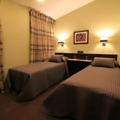 Мини-отель Jazzclub 3* Номер Эконом разные типы кроватей (общая ванная комната) фото 6