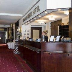 Helnan Phønix Hotel интерьер отеля