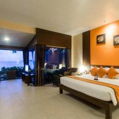 Отель Baan Chaweng Beach Resort & Spa 3* Люкс с видом на пляж с различными типами кроватей фото 17