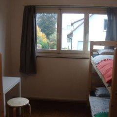 Отель Simple Rooms Zurich удобства в номере