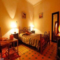 Отель Riad Les Cigognes Марокко, Марракеш - отзывы, цены и фото номеров - забронировать отель Riad Les Cigognes онлайн комната для гостей фото 4