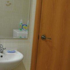 Гостиница Central в Новосибирске 10 отзывов об отеле, цены и фото номеров - забронировать гостиницу Central онлайн Новосибирск ванная