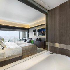 Отель Pan Pacific Singapore 5* Номер Panoramic с двуспальной кроватью фото 5