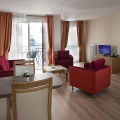 Отель Domitys Le Pont des Lumières Франция, Лион - отзывы, цены и фото номеров - забронировать отель Domitys Le Pont des Lumières онлайн комната для гостей