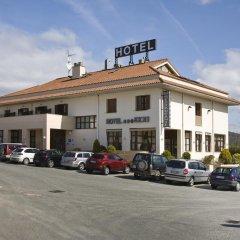 Hotel Ekai парковка