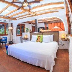 Отель Las Nubes de Holbox 3* Люкс с различными типами кроватей фото 8